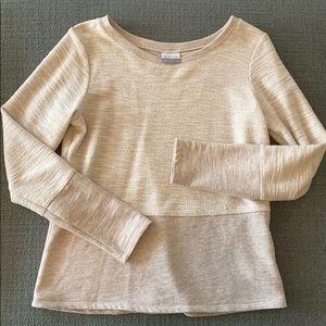 Cozy Columbia sweatshirt